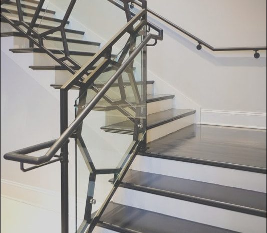 8 Staggering Stairs Design Railing Images