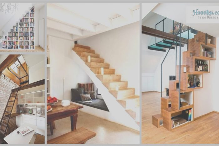 8 Excellent Stairs Design to Save Space Stock