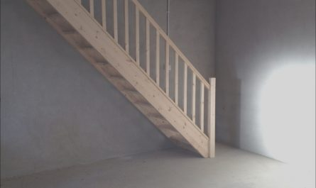 Stairs for Garage Loft New Garages & Sheds