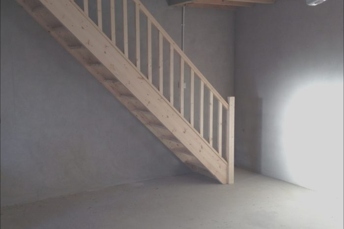 11 Peaceful Stairs for Garage Loft Photography