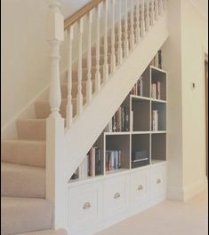 Stairs Furniture Shelves Inspirational 38 Best Cabinet Under Stairs Images
