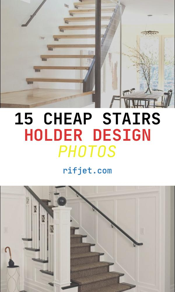 Stairs Holder Design Awesome Modern Stairway Design with Wooden Floating Steps