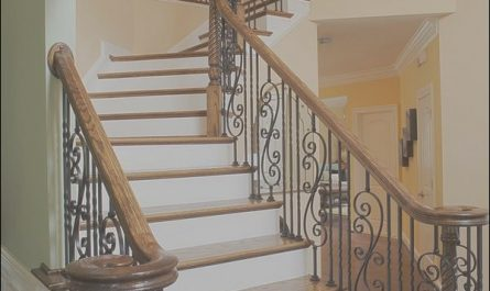 Stairs House Handrail Unique Handrail for the Staircase – How to Choose the Best One