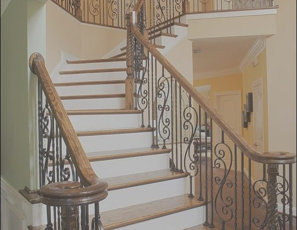9 Lovable Stairs House Handrail Photography