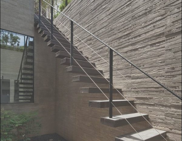 15 Acceptable Stairs Ideas Outside Photos