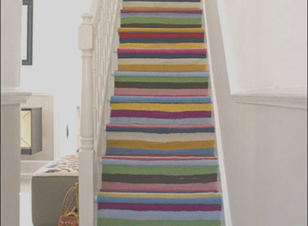 15 Useful Stairs Ideas with Carpet Image