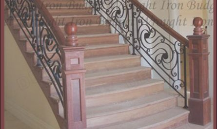 Stairs Iron Grill Design Lovely Residential Wrought Iron Stair Railing Balustrade Grill