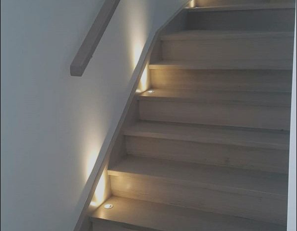 13 Marvelous Stairs Lighting Ideas Photography
