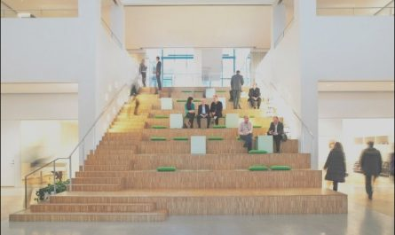 Stairs Lounge Design Lovely Fice tour Vattenfall's New Stockholm Headquarters