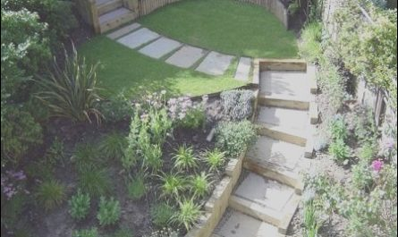 Stairs On Slopes Design Ideas Awesome top 50 Best Slope Landscaping Ideas Hill softscape Designs