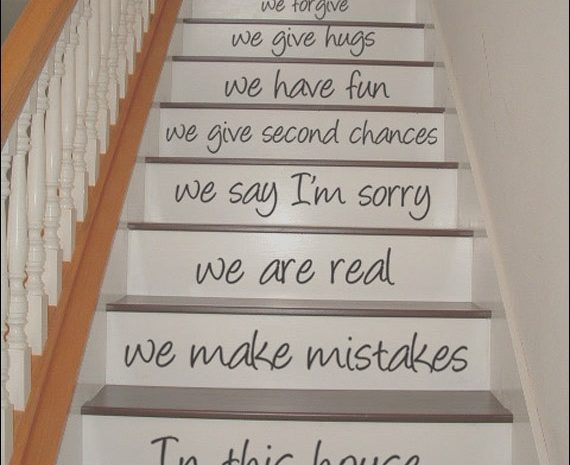13 Charming Stairs Project Ideas Image