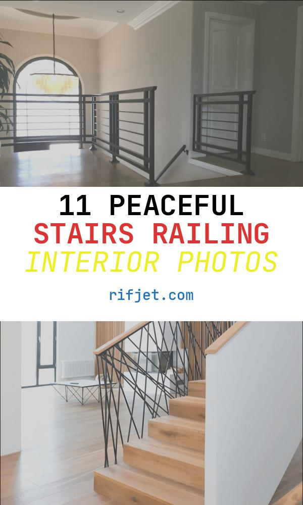 Stairs Railing Interior New Fusion Metalworks – Wrought Iron – Interior Stair Railings