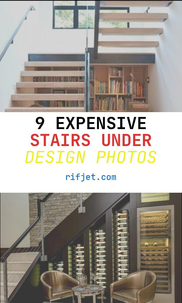 9 Expensive Stairs Under Design Photos