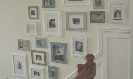 Stairs Wall Art Ideas Fresh 50 Creative Staircase Wall Decorating Ideas Art Frames