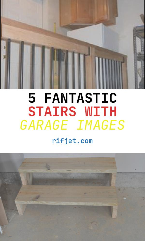 5 Fantastic Stairs with Garage Images