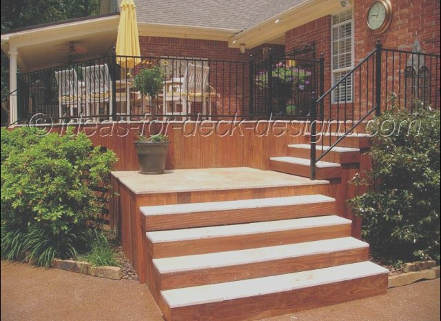 11 Adorable Stairs Wood Decks Stock