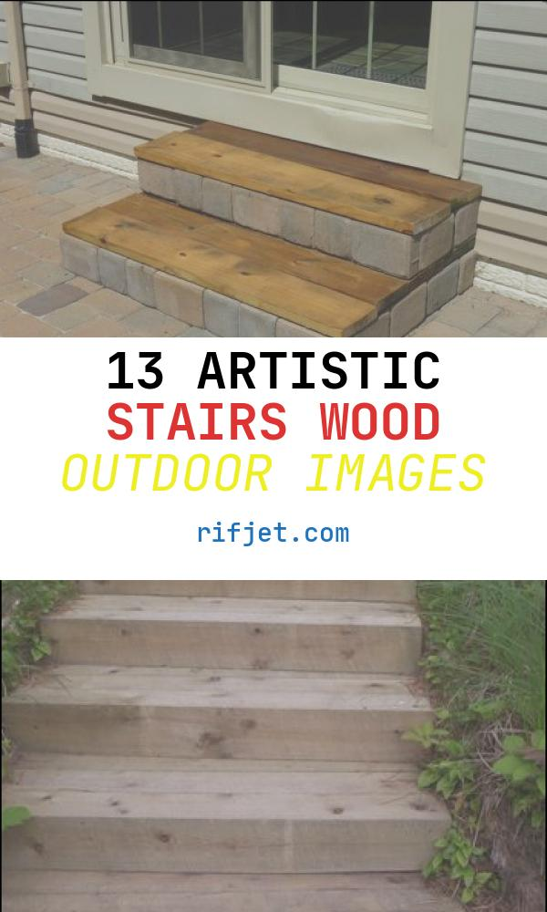 Stairs Wood Outdoor Inspirational 10 Clever Diy Outdoor Stairs You Should Not Miss