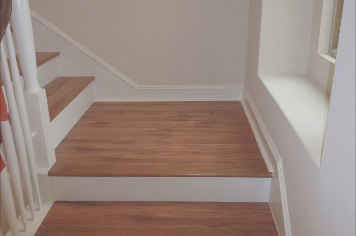 15 Artistic Stairs Wooden Flooring Cost Image