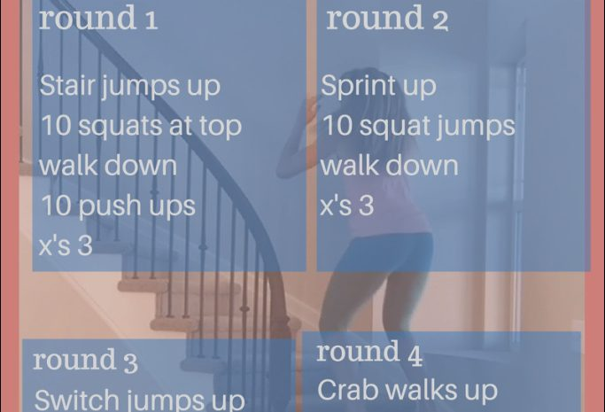 15 Exclusive Stairs Workout Ideas Photos