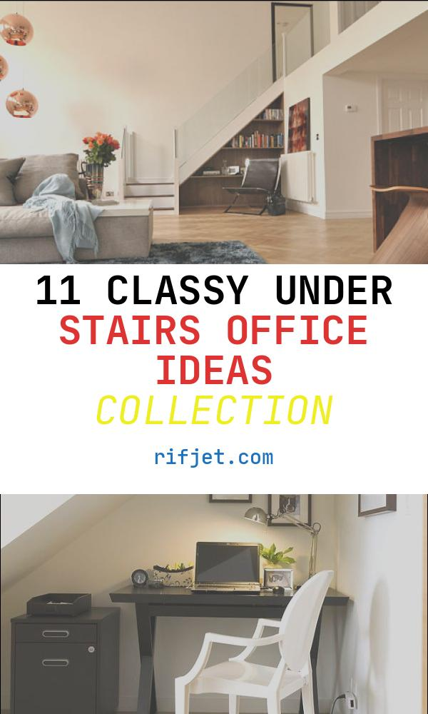 11 Classy Under Stairs Office Ideas Collection