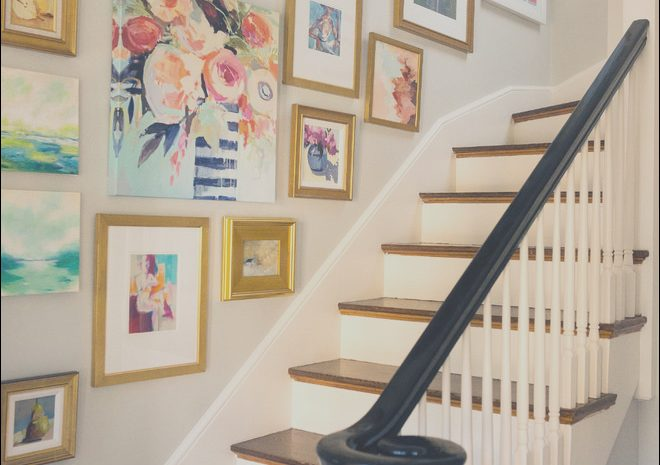 9 Complete Up the Stairs Decor Images