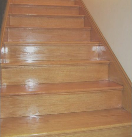 10 Cheap Varnishing Wooden Stairs Gallery