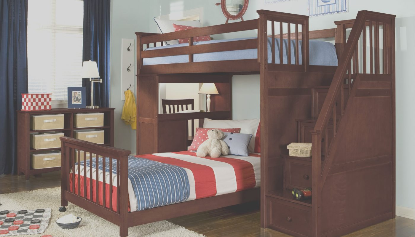 Wayfair Loft Bed Stairs Best Of School House Twin Stair Loft with Desk End & Lower Bed