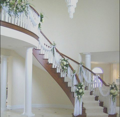 8 Cool Wedding Staircase Decor Ideas Gallery