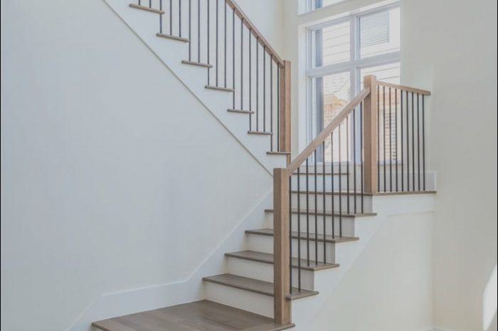 11 attractive Wood Stairs Modern Photos