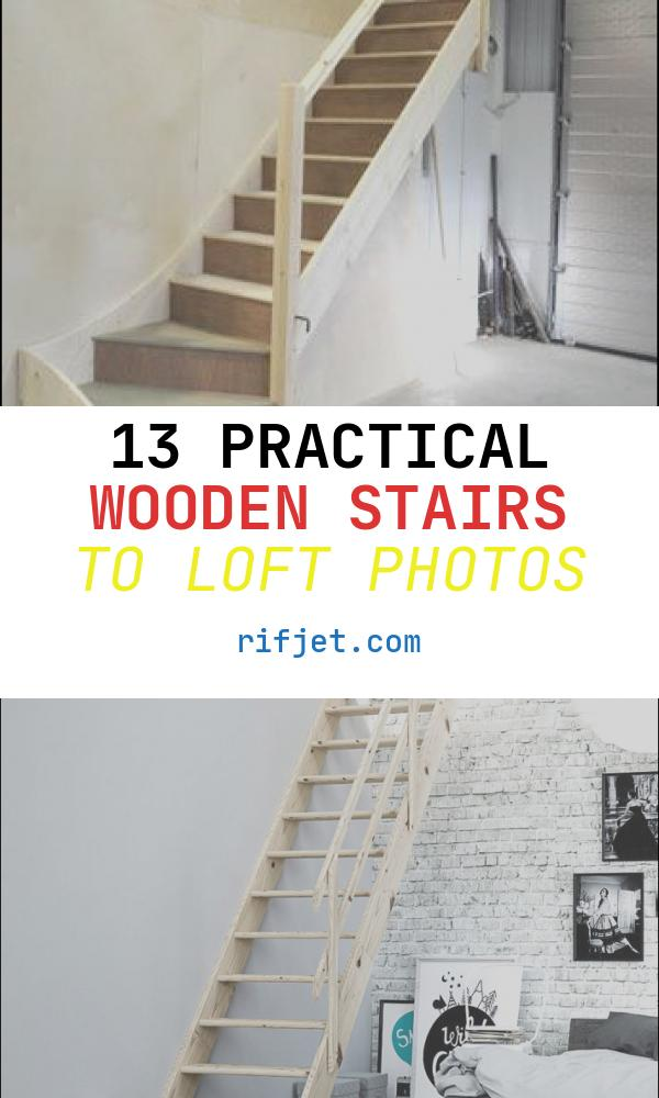 Wooden Stairs to Loft Unique Bespoke Wooden Loft Staircase Design and Manufacture From