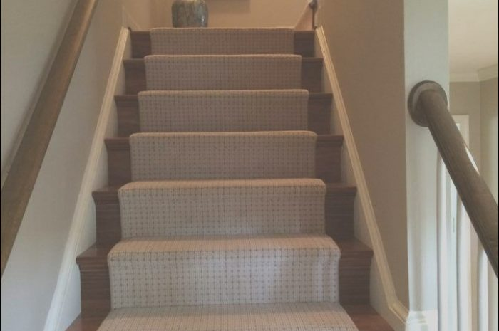 8 Fabulous Wooden Stairs with Carpet Runner Gallery