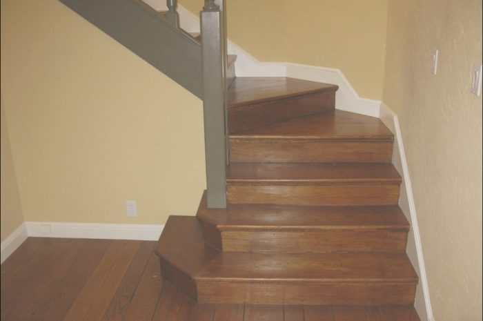 12 Casual Ans Custom Stairs & Interior Finish Stock