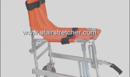 Can Evac Chairs Go Up Stairs New 125mm Castors Easy Carried Evacuation Stair Chair Going Up