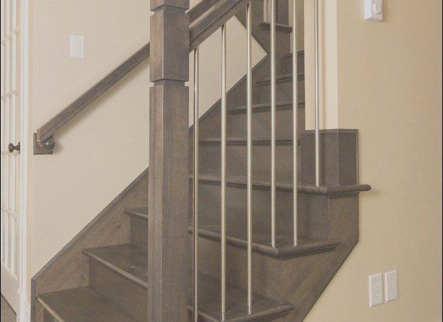 10 Remarkable Contemporary Balusters for Stairs Photos