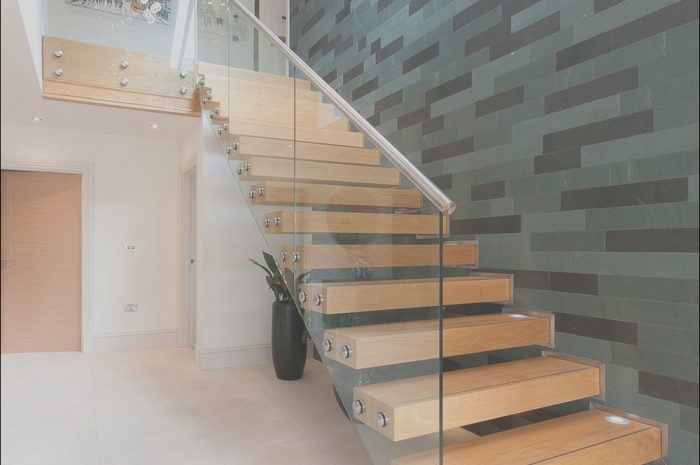 8 astonishing Contemporary Floating Stairs Collection