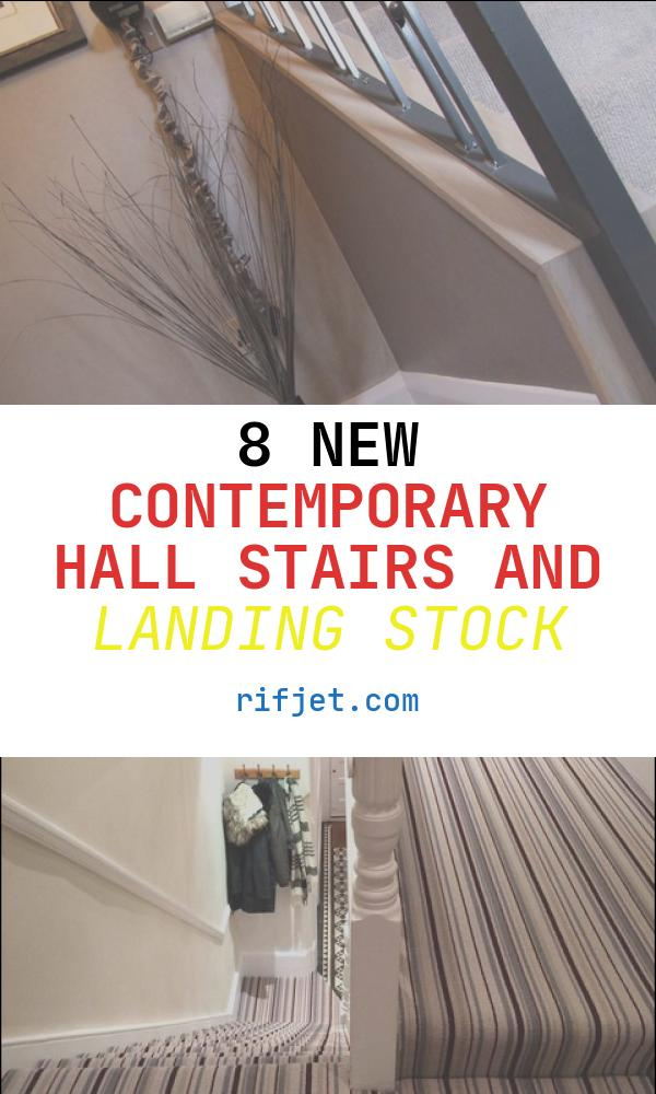 Contemporary Hall Stairs and Landing Elegant Hall Stairs and Landing with Wc Contemporary Hallway