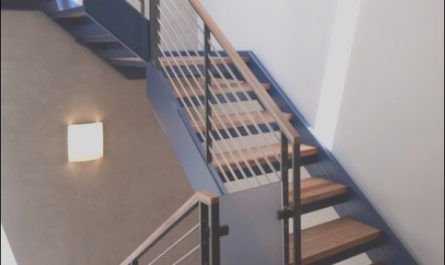 Contemporary Handrails for Stairs Awesome Modern Handrail Designs that Make the Staircase Stand Out