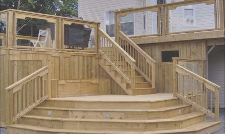 Deck Stairs Design Ideas Beautiful original Deck Stair Design