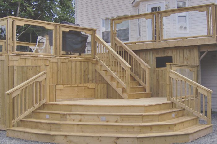 13 Outstanding Deck Stairs Design Ideas Stock