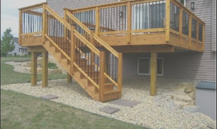 Deck Stairs Ideas Design Best Of How to Frame An Elevated Deck Google Search