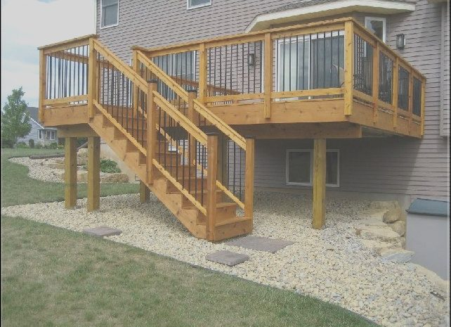 12 Complex Deck Stairs Ideas Design Gallery