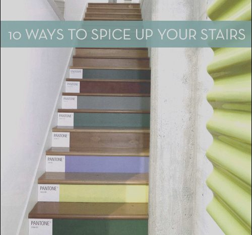 11 Unique Diy Stairs Ideas Image