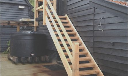 External Wooden Stairs Uk Fresh External Timber Staircase 2