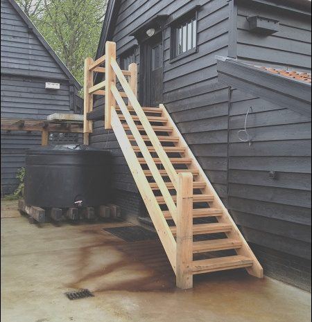 12 Prodigous External Wooden Stairs Uk Photos