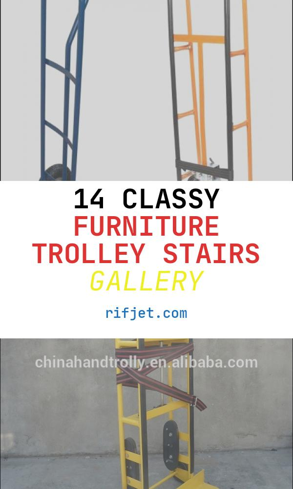 Furniture Trolley Stairs Elegant Trolley Stair Climber Flat Bed