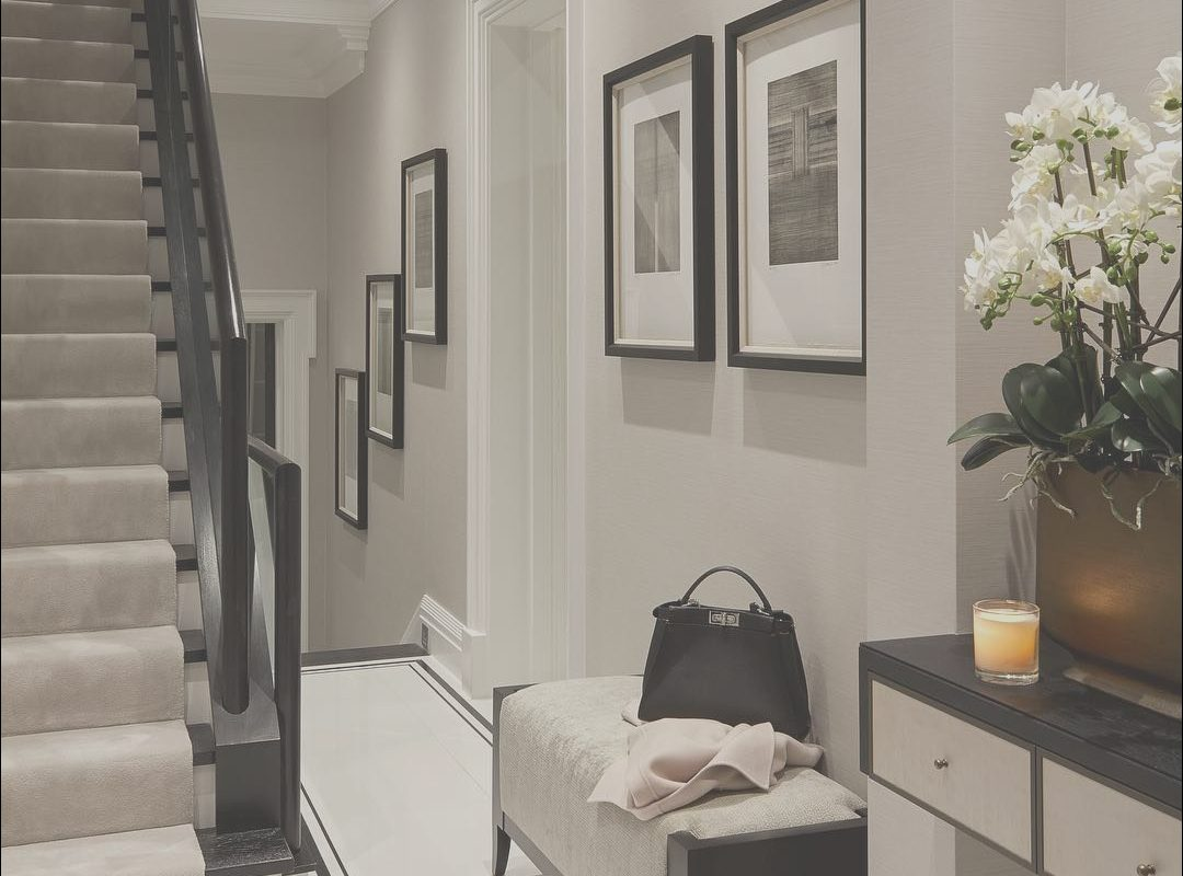 Hall and Stairs Decorating Ideas Inspirational Pin by Shay On Hallway In 2019