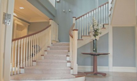 Hall and Stairs Interior Design Awesome Family Home Monkstown Dublin