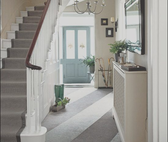 7 Liveable Hallway Stairs Decorating Ideas Photos