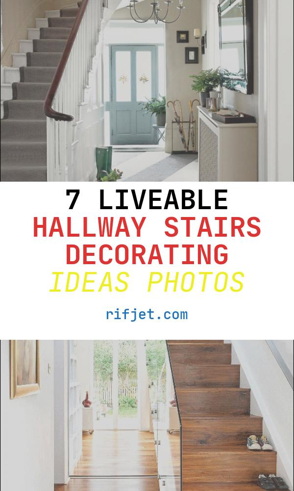 Hallway Stairs Decorating Ideas Inspirational Storage and Decoration Ideas for Your Home Hallway