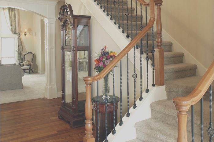 11 Superb Hand Rails for Stairs Interior Gallery